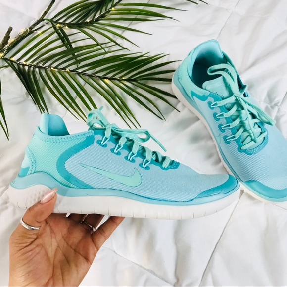 the best attitude 9f5e2 634d3 Women's Nike Free RN 2018 Sun Trainers NWT